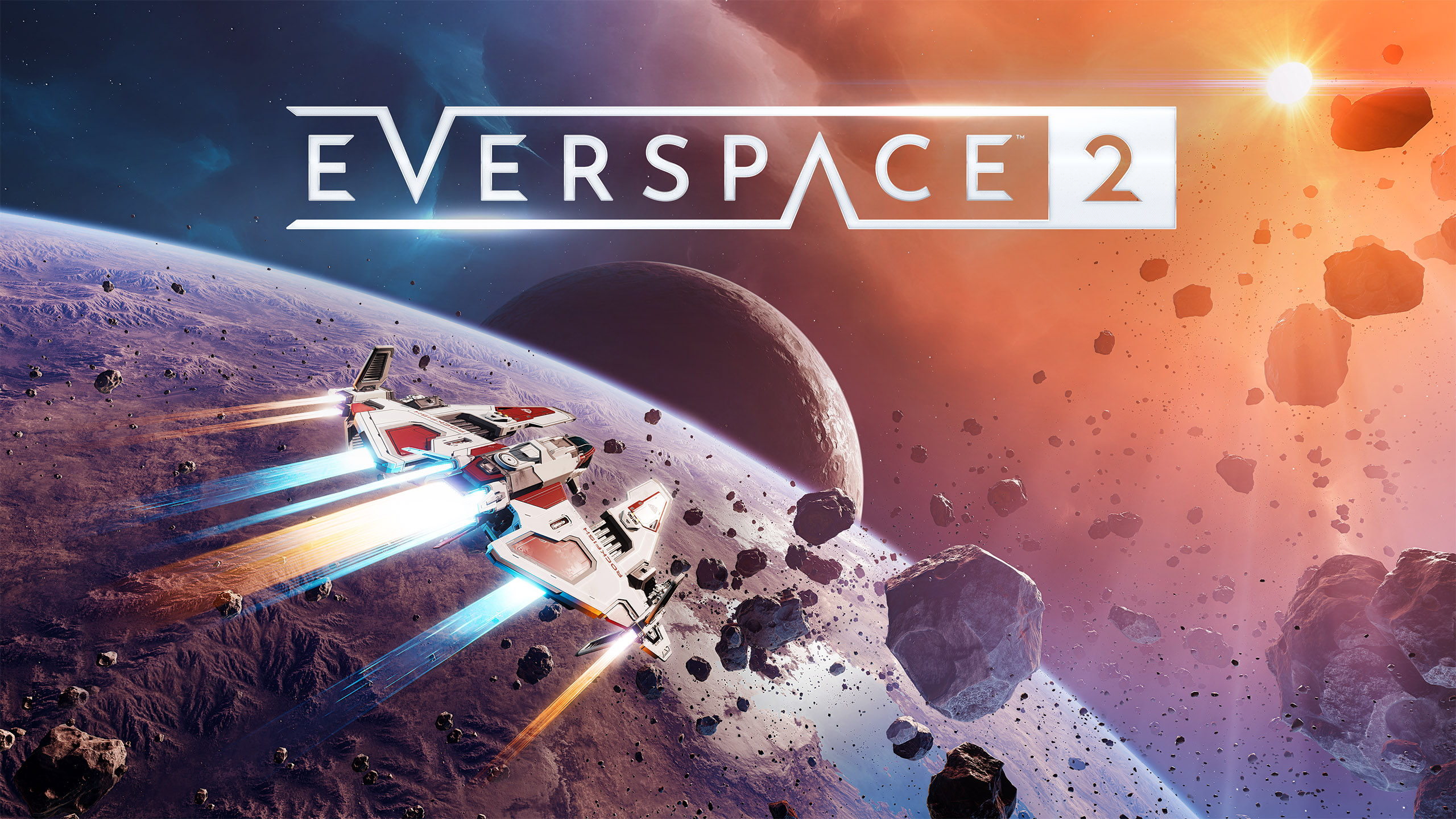 ROCKFISH Games Announces EVERSPACE 2 Steam Early Access AND GOG Games in Development Release Date