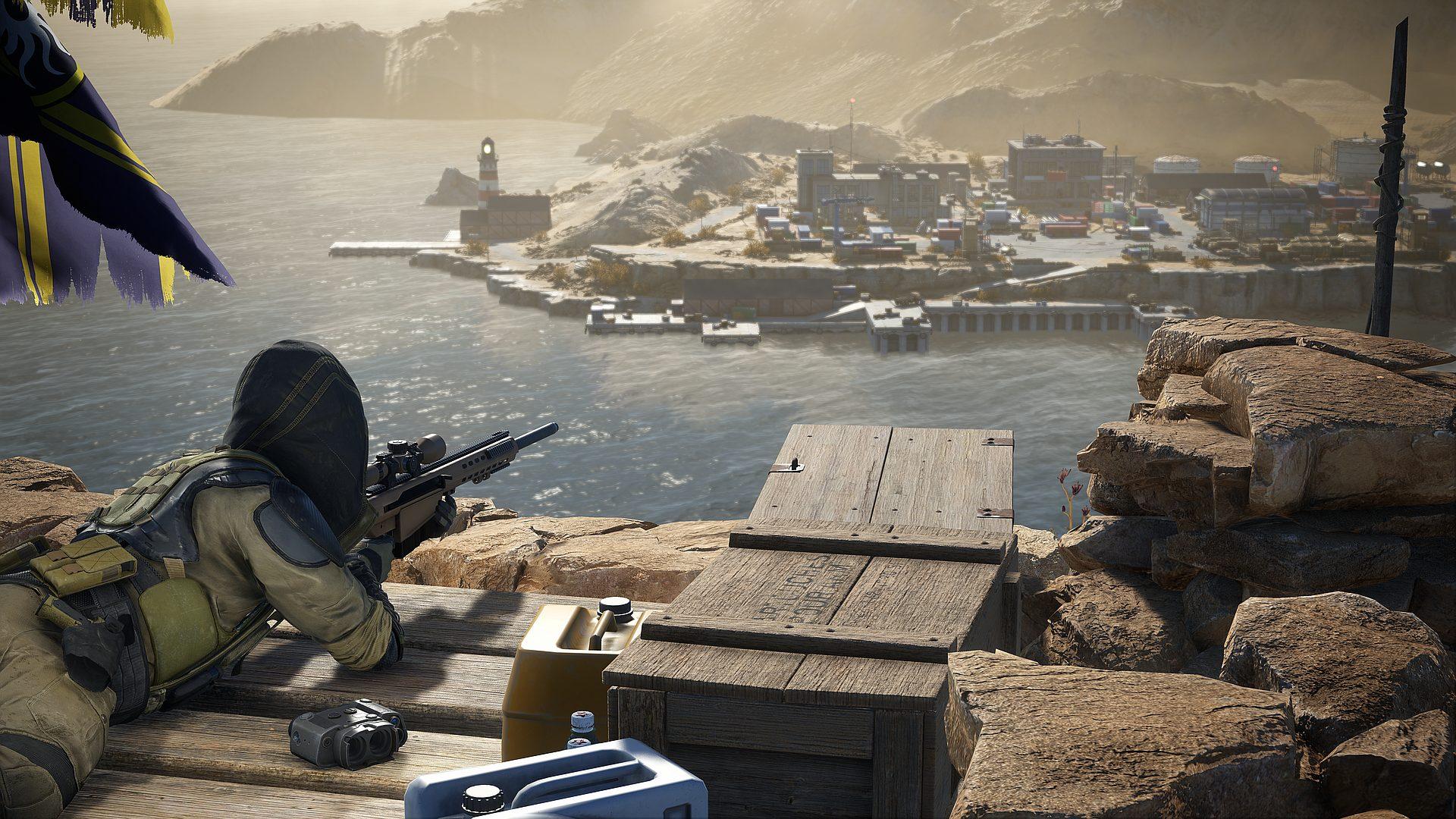 Fwd: [Gameplay Reveal] Sniper Ghost Warrior Contracts 2's Next-Gen Debut Is EXPLOSIVE, Due in June